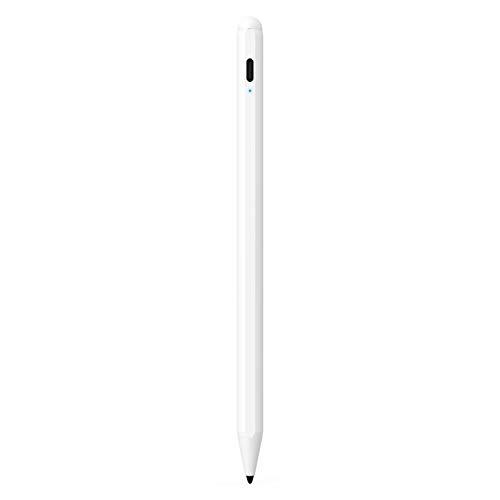 Zspeed Active Stylus Stift Kompatibel mit Apple iPad, Stylus Stift 2 Generation für iPad 6./7.Gen, iPad Mini 5.Gen, iPad Air 3.Gen, iPad Pro 11'/12.9'(3./4.Gen)