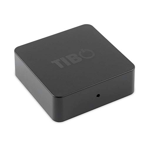 TIBO Bond Mini | Audio Receiver/Streamer mit WLAN | Schwarz
