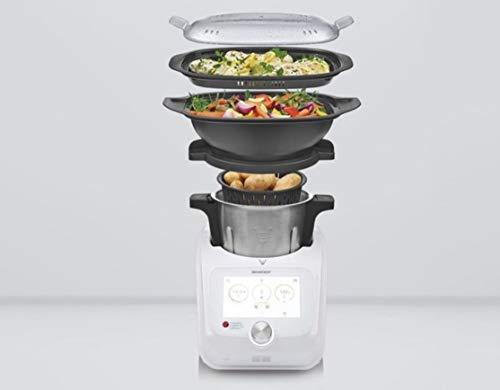 Monsieur Cuisine connect van SilverCrest Küchenmaschine multifunktional