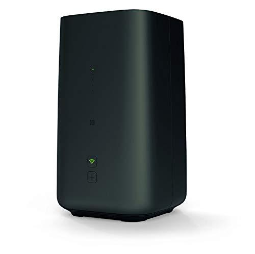 Telekom Speedport Pro in Schwarz | WLAN-Router mit LTE-Modul, HD-Telefonie, schnelleres WLAN mit bis zu 9600 MBit/s, verbesserte Reichweite und höherer Datendurchsatz