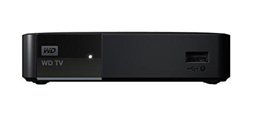Western Digital WD TV HD Streaming Media Player (Wi-Fi, HDMI) Videos, Musik und Fotos auf jedem Fernseher - WDBPUF0000NBK-EESN