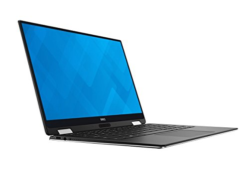 Dell XPS 13 2-in-1 9365 2017 Core i5-7Y54, 8GB RAM 256GB SSD 9365-1486 silber