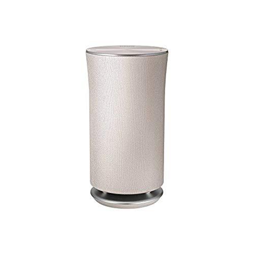 Samsung WAM3501 Multiroom-Lautsprecher (WLAN, 360 Grad Sound, Plug und Play Creme
