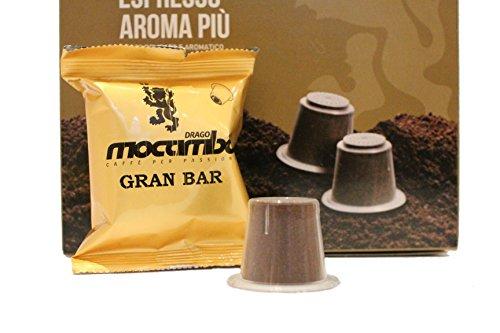 Mocambo Gran Bar Kapseln (Nespresso kompatibel) 10er Packung ( 10x 5,5g )