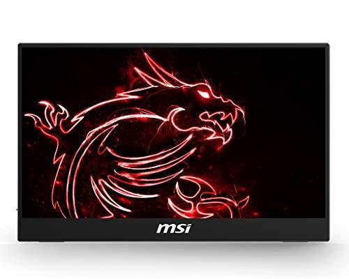 MSI Optix MAG161V, 16', Schwarz