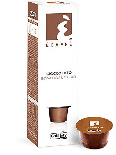 Caffitaly Ècaffè (Cafissimo kompatibel) Kaffee, Tee, Kakao, Milch (Cioccolato)