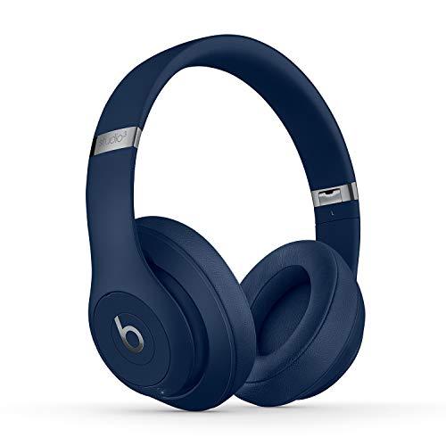 BeatsStudio3Over-EarBluetooth Kopfhörer mit Noise-Cancelling– AppleW1Chip, Bluetooth der Klasse1, aktives Noise-Cancelling, 22Stunden Wiedergabe– Blau