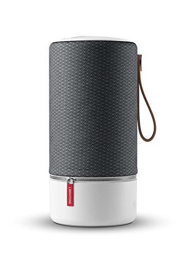 Libratone ZIPP Wireless Lautsprecher (360° Sound, Wlan, Bluetooth, MultiRoom, Airplay 2, Spotify Connect, 10 Std. Akku) graphite grey