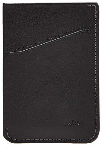 Bellroy Herren Leder Geldbörse und Karten Etui Card Sleeve, Farbe: Black
