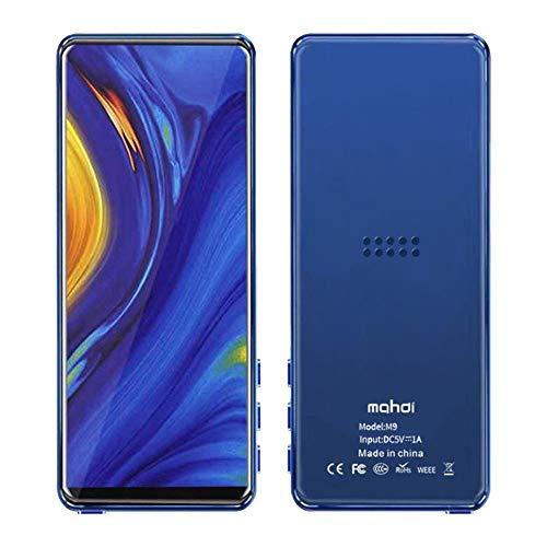 gaeruite 8G Bluetooth MP3-Player, 3,5 Zoll Mp4 voller Touch Screen Bluetooth MP3-Musik-Spieler volles englisches Videowörterbuch langes Bereitschafts-MP5