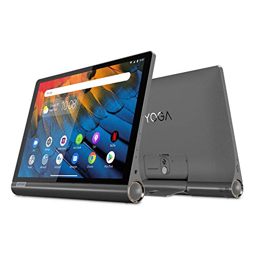 Lenovo Yoga Smart Tab 25,5 cm (10,1 Zoll, 1920x1200, Full HD, WideView, Touch) Tablet-PC (Octa-Core, 4GB RAM, 64GB eMCP, Wi-Fi, Android 10) grau
