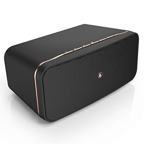 Smart-Speaker SIRIUM1000ABT, Alexa/Bluetooth®, Schwarz