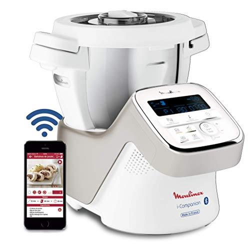 Moulinex hf9001i-companion Multifunktions-Küchenmaschine Maschine