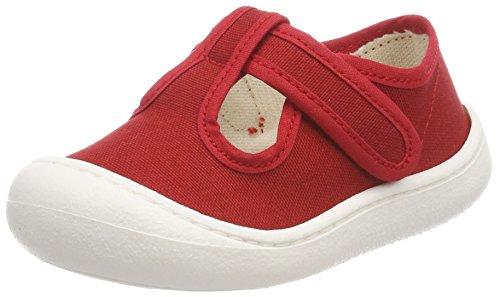 Pololo Unisex Baby Arena Sneaker, Rot, 20 EU
