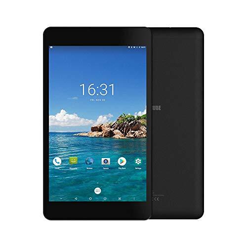 ALLDOCUBE M8 WiFi Tablet PC, 8 Zoll IPS 1920x1200, Deca-Core MTK X27 CPU, 3GB RAM, 32GB ROM, Android 8.0, 4G LTE Dual SIM, schwarz
