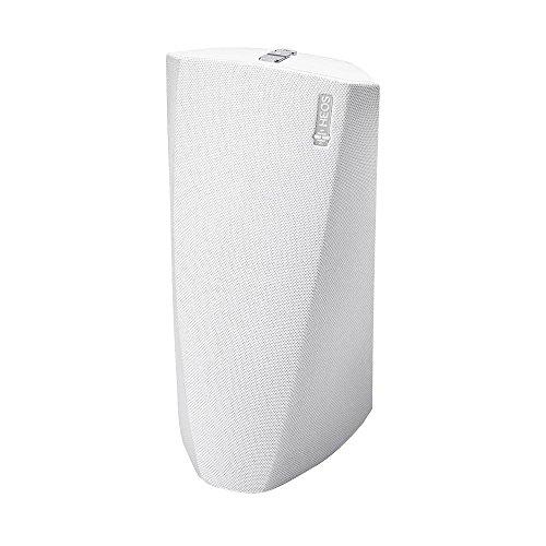 Denon HEOS 3 HS2 Multiroom Audio-Streaming Lautsprecher (High-Res Audio, Amazon Music, Spotify Connect, NAS, WLAN, USB, Appsteuerung, Aux-In, Bluetooth) weiß