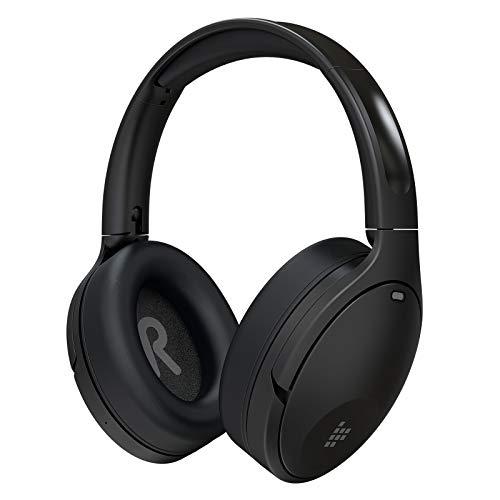 Tronsmart Apollo Q10 Hybrid Active Noise Cancelling Bluetooth 5.0 Kopfhörer Up to 100 Std. Laufzeit Integriertes 5 Mikrofon Over Ear Headset mit multifunktionaler Touch-Steuerung, Faltbares Design
