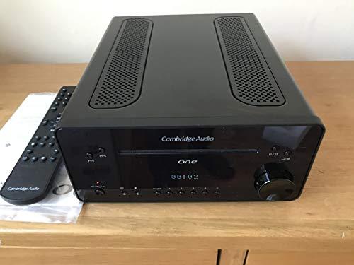 Cambridge Audio C10528 ONE All-in-One Musik System schwarz