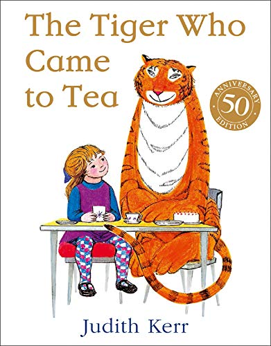 The Tiger Who Came To Tea, w. Audio-CD (Book & CD)