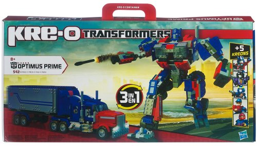 Hasbro 30689148 - KRE-O Transformers Optimus Prime - Baukasten